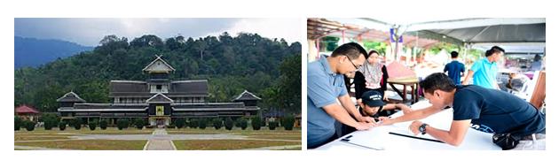 MAJLIS RUMAH TERBUKA MALAYSIA AIDILFITRI 2015